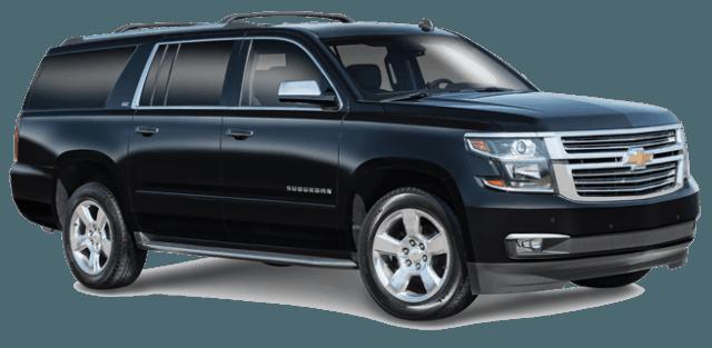 Full Size SUVs