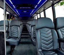 27-Passenger Shuttle Bus, Interior
