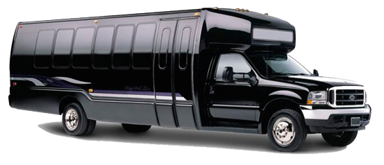 24 Passenger Party Bus